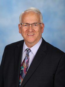 Pastor Rex Gabrielson