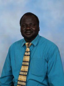 Pastor Simon Deng